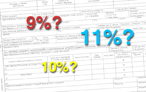 Hạch toán chiếu khấu thanh toán tùy thuộc vào quy định của bên bán