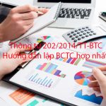 Thông tư 202/2014/TT-BTC hướng dẫn lập BCTC hợp nhất