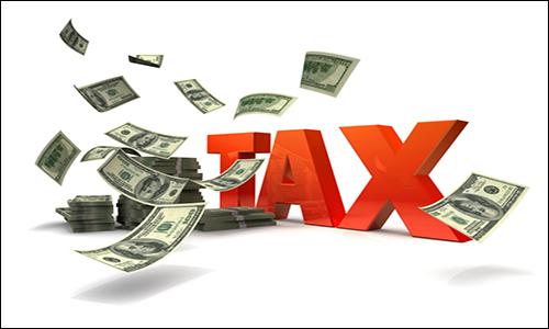 Các bậc thuế môn bài năm 2016