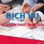 Địa chỉ cung cấp dịch vụ kế toán thuế trọn gói Hà Nội