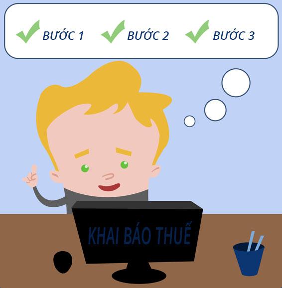 Khai báo thuế qua mạng giúp các doanh nghiệp tiết kiệm thời gian và công sức