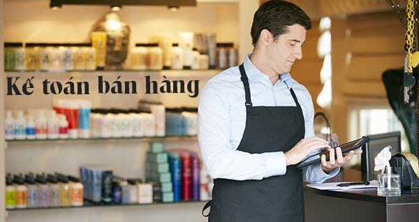 Kế toán bán hàng làm những công việc gì