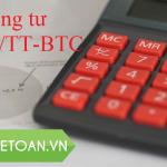 Thông tư 30/2015/TT-BTC về các khoản hỗ trợ doanh nghiệp