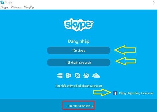 cach cai dat skype 5