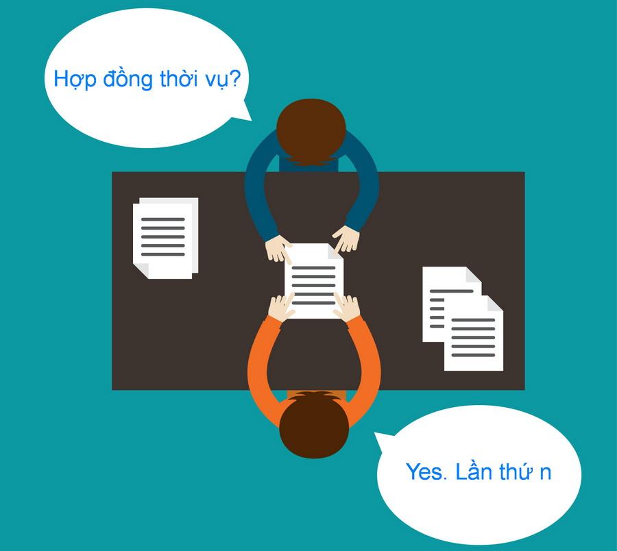 Những điểm đáng lưu ý khi kí hợp đồng lao động khoán việc