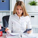 Mẫu công văn xin nộp gộp báo cáo tài chính