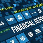 Tại sao làm kế toán mãi không lên nổi báo cáo tài chính?