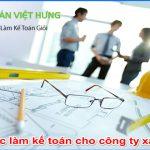 Chia sẻ nghiệp vụ các bước làm kế toán dự án xây dựng