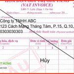 Cách xử lý hoá đơn viết sai tên, địa chỉ, mã số thuế xử lý thế nào?