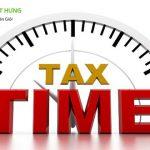 Công văn trình cục thuế xin gia hạn kiểm tra thuế mới nhất