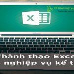 Phần mềm kế toán Excel theo thông tư 133 - thông tư 200 miễn phí