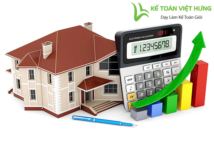 kế toán sửa chữa tài sản cố định