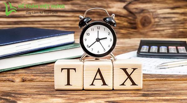 thuế điện tử là gì