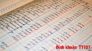 định khoản kế toán hành chính sự nghiệp