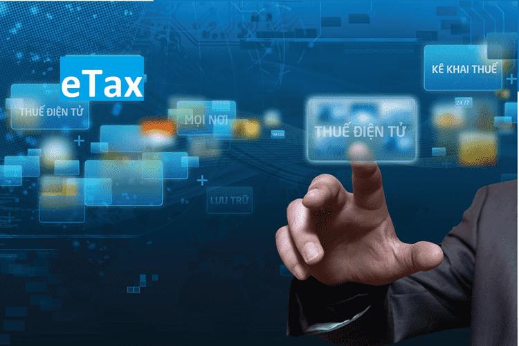 nộp thuế điện tử qua mạng