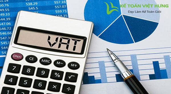 kế toán thuế gtgt được khấu trừ