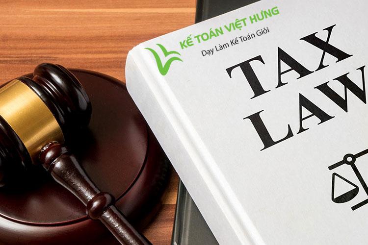 các sai phạm về thuế
