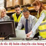 Phân tích tốc độ luân chuyển của hàng tồn kho | Kế toán Việt Hưng