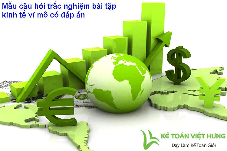 bài tập kinh tế vi mô