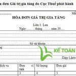 Hướng dẫn cách làm mẫu hóa đơn GTGT 3 liên - 2 liên theo quy định