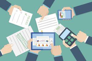 Cách sắp xếp chứng từ kế toán